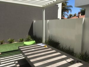 Before Perth Landscaping
