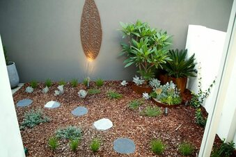 Perth Landscaping Design – Perth City Garden Makeover